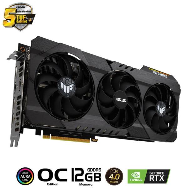 Asus Tuf Gaming Geforce Rtx™ 3060 O12g H4