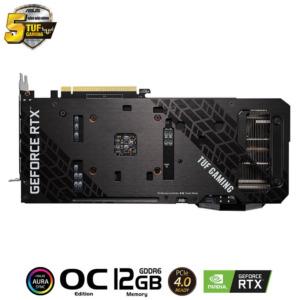 Asus Tuf Gaming Geforce Rtx™ 3060 O12g H6