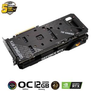 Asus Tuf Gaming Geforce Rtx™ 3060 O12g H7