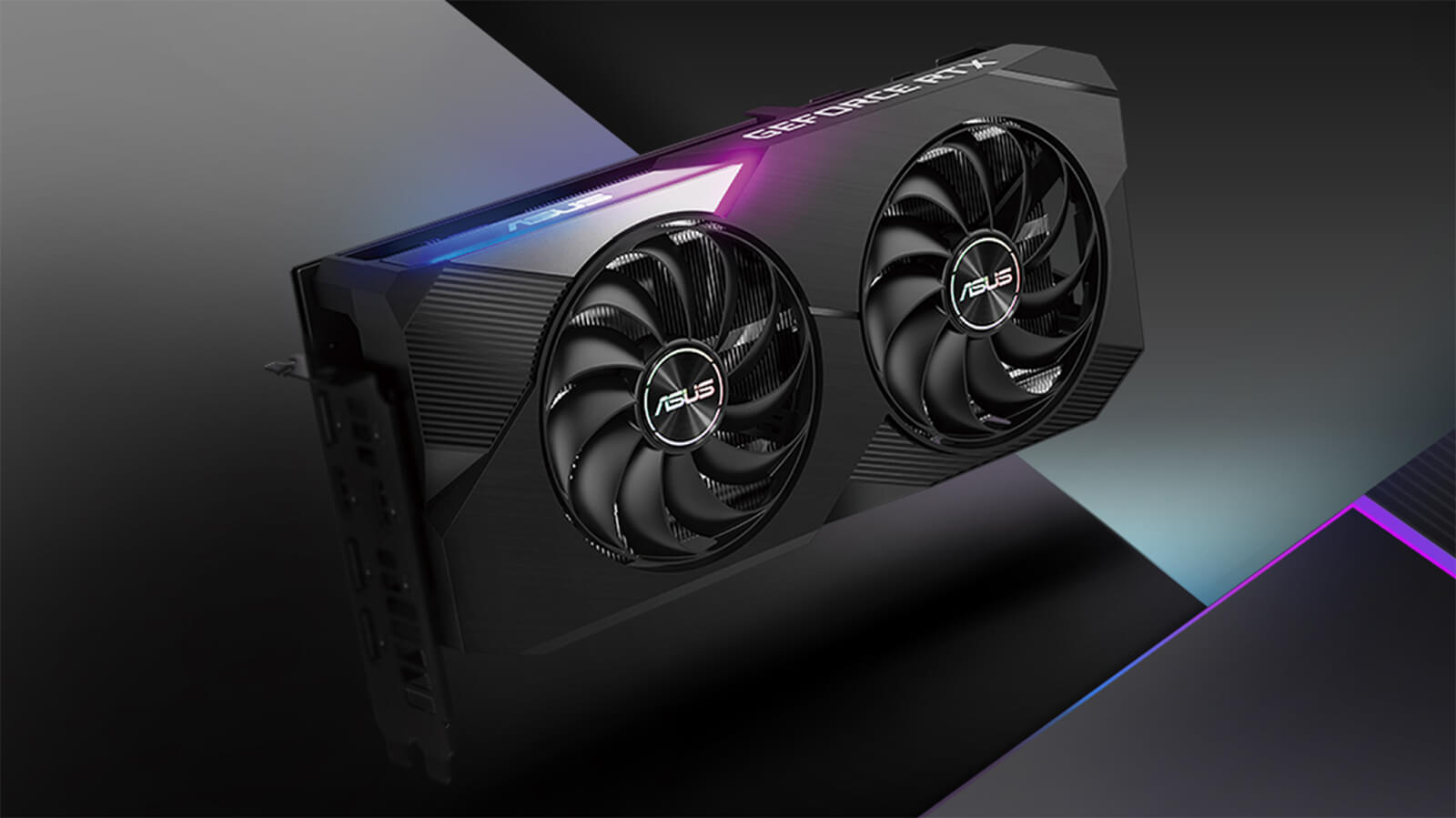 Asus Dual Geforce Rtx™ 3070 Features