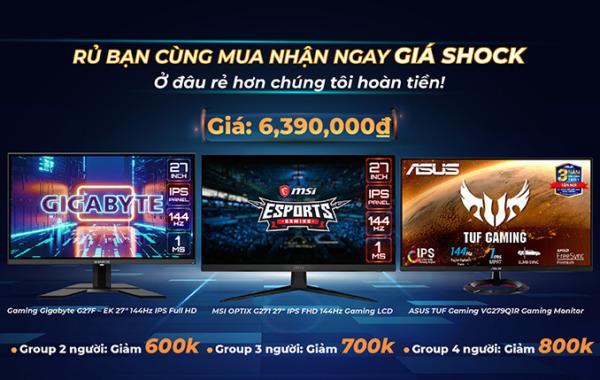 Banner Web Mua Chung Lcd Sale Off