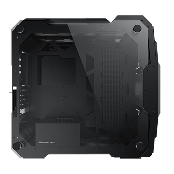 Case Xigmatek X7 Super Tower Black H13