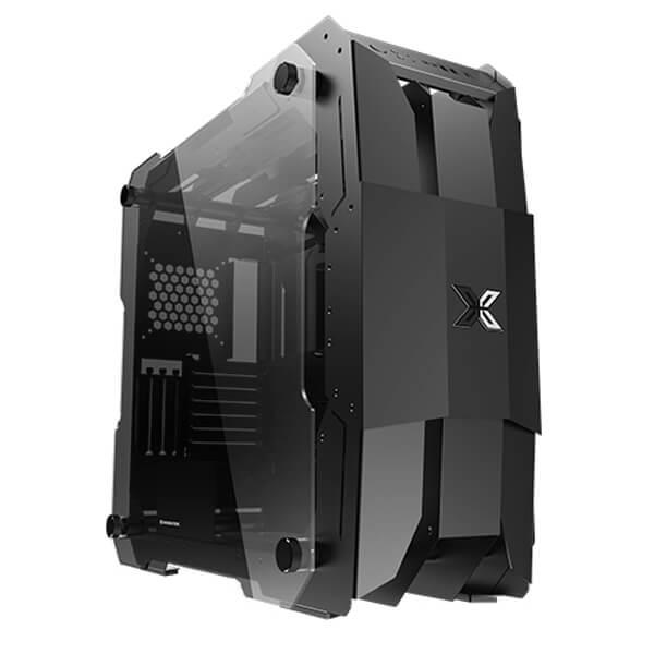 Case Xigmatek X7 Super Tower Black H4