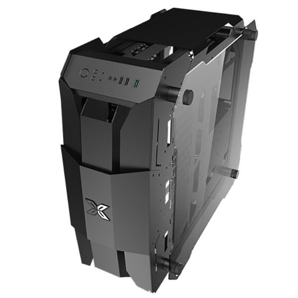 Case Xigmatek X7 Super Tower Black H7