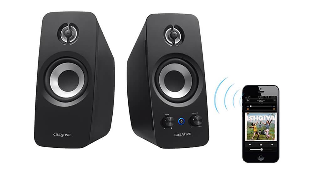 Creative T15 Wireless Speaker Feature