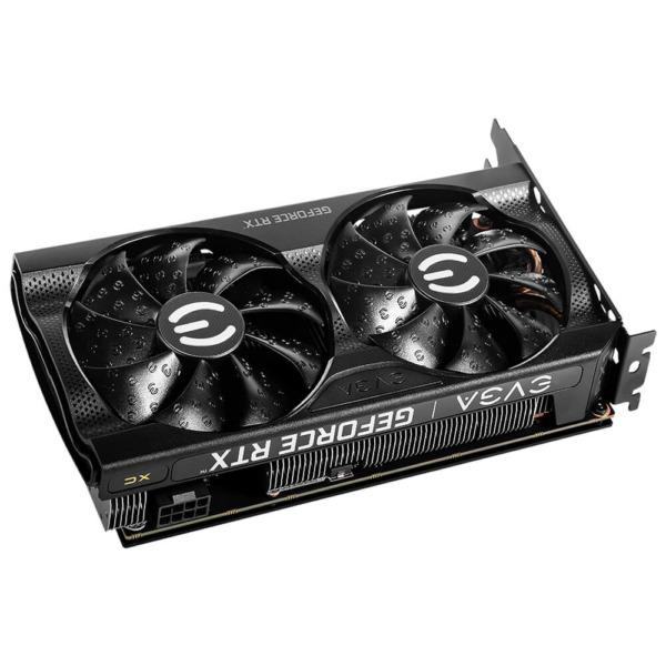 Evga Geforce Rtx 3060 Ti Xc Gaming 8gb Gddr6 H5