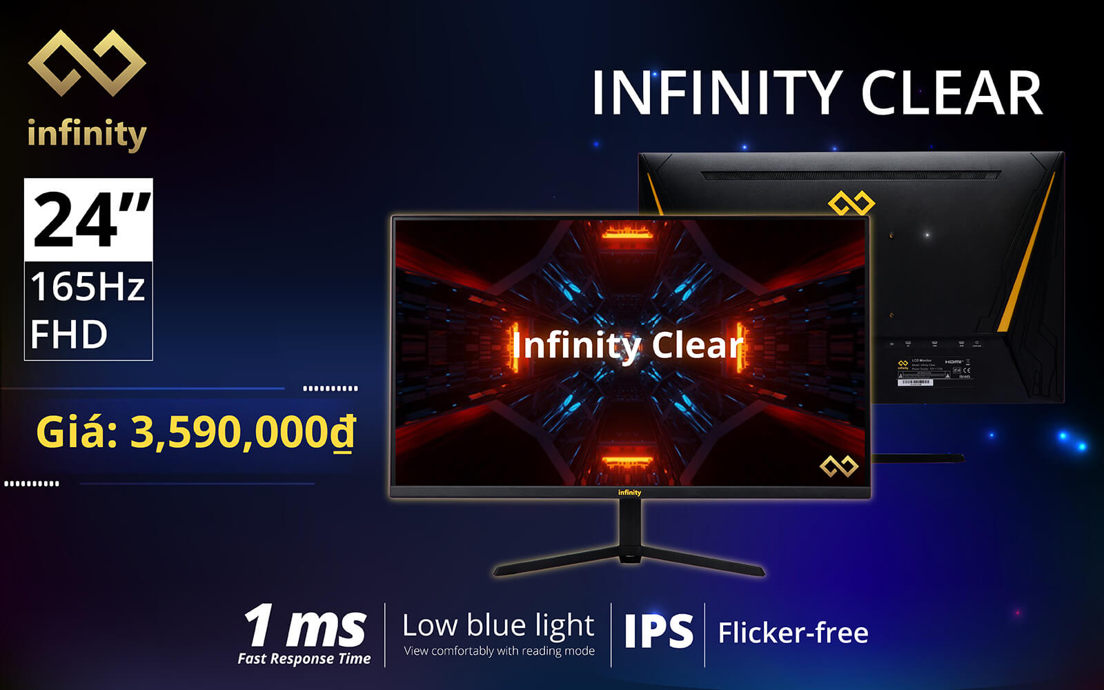 Infinity Clear Fhd Ips 165hz Features 1