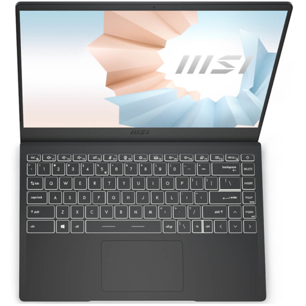 Laptop Msi Modern 14 B10mw 427vn H3