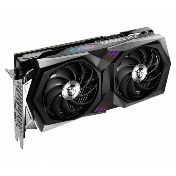 Msi Geforce Rtx™ 3060 Gaming 12g H3