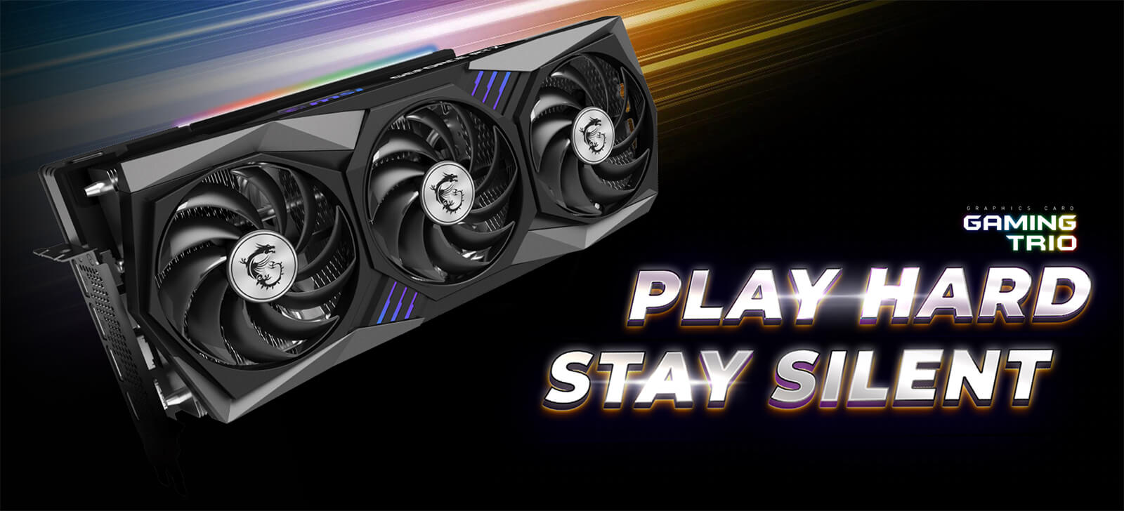 Msi Geforce Rtx™ 3060 Gaming Trio 12g Features