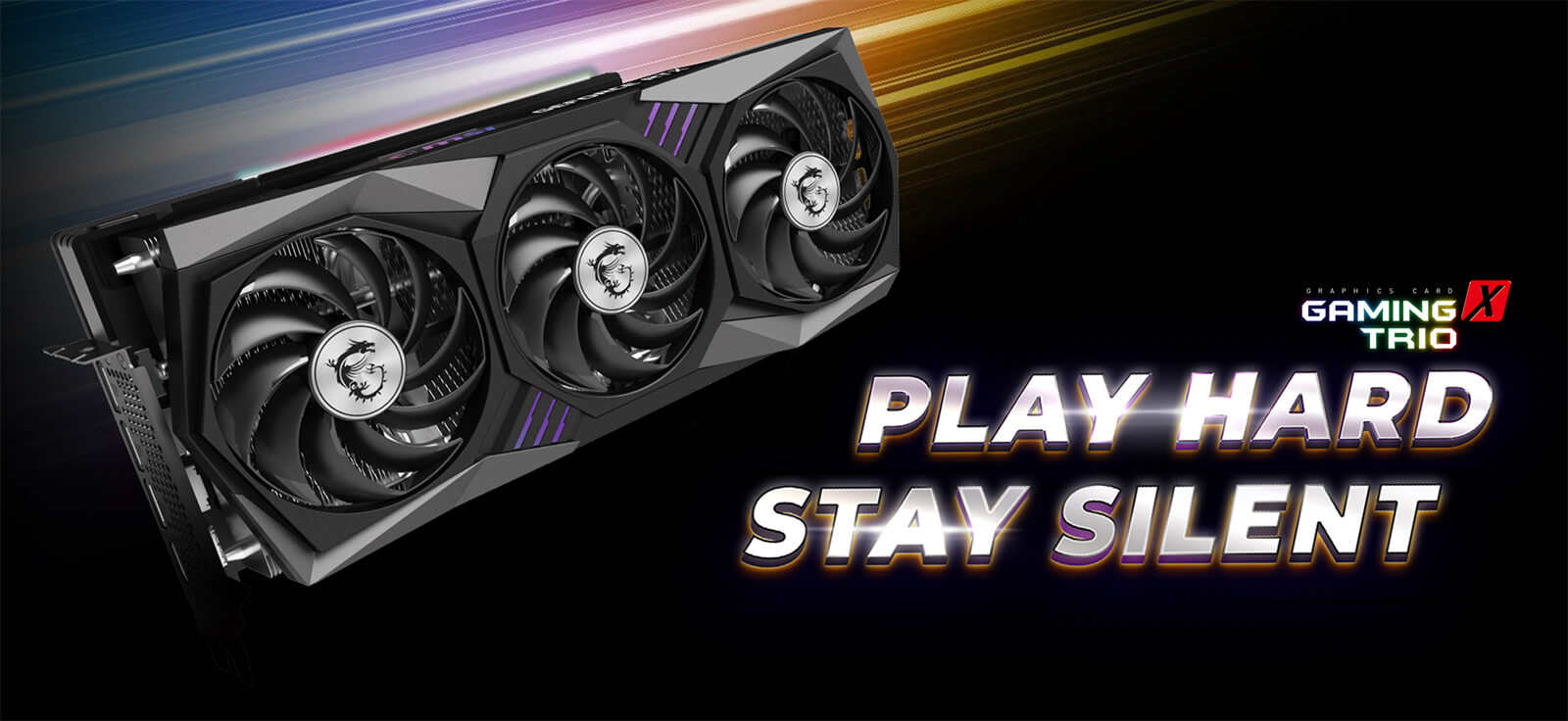 Msi Geforce Rtx™ 3060 Gaming X Trio 12g Features