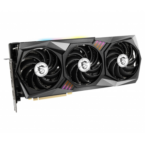 Msi Geforce Rtx™ 3060 Gaming X Trio 12g H3