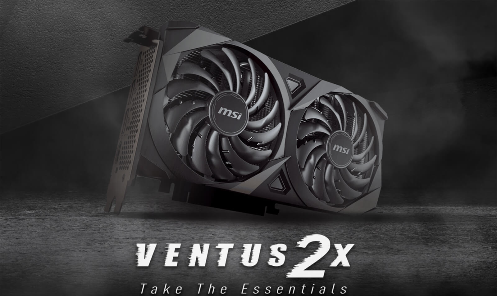 Msi Geforce Rtx™ 3060 Ventus 2x 12g Features