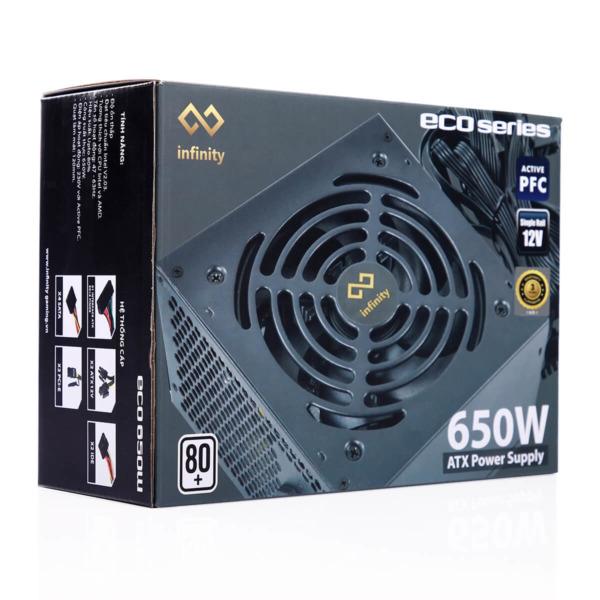 NguỒn Eco 650w H4v1