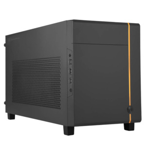 Silverstone Sg14 Black Mini Itx Case H1