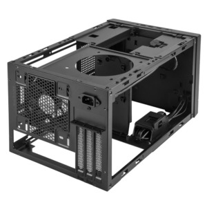 Silverstone Sg14 Black Mini Itx Case H10