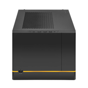Silverstone Sg14 Black Mini Itx Case H4