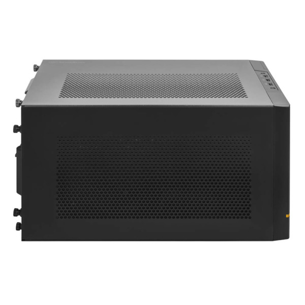 Silverstone Sg14 Black Mini Itx Case H6