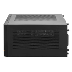 Silverstone Sg14 Black Mini Itx Case H7