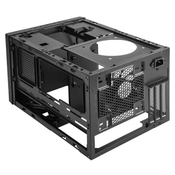 Silverstone Sg14 Black Mini Itx Case H9