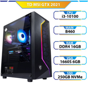 Td Msi Gtx 2021v2