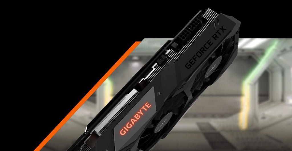 Gigabyte GeForce® RTX 2070 SUPER™ WINDFORCE OC 8G