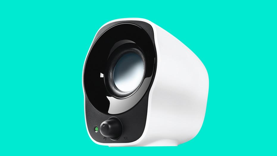 Logitech Z120 2.0 - Mini Speaker