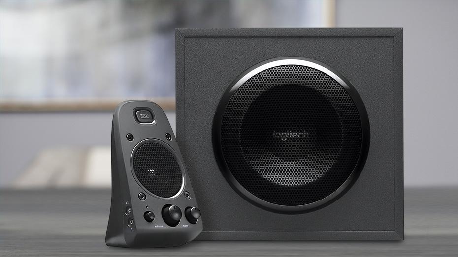 Logitech Z625 Super Powerful 2.1 Speaker