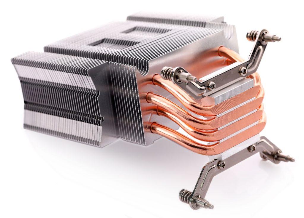 Tản khí CPU hiệu năng cao Infinity Dark Fallen