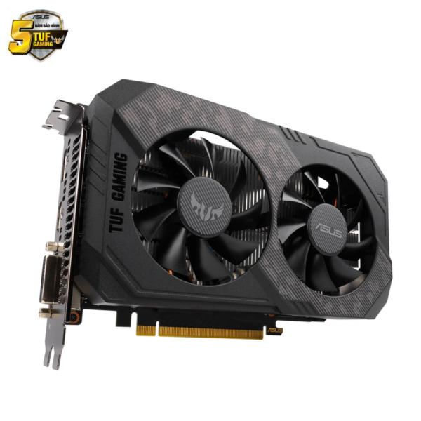 Asus Tuf Gaming Geforce Gtx 1650 Super 4gb Gddr6 H7