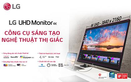 Banner Mobile Web Lg Uhd Monitor