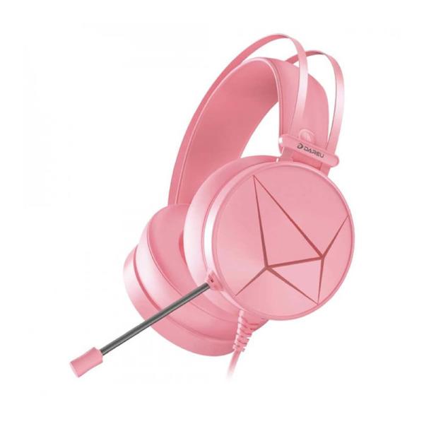 Dareu Eh722x 7.1 Queen Pink Gaming Headset