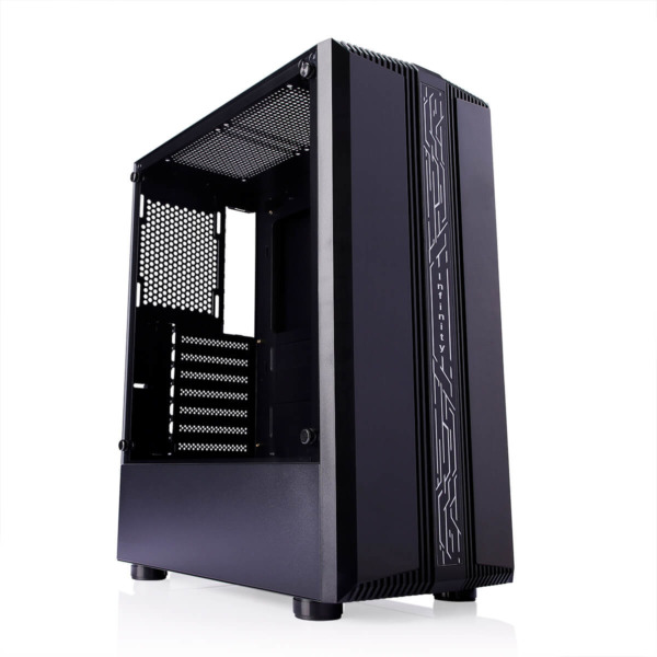 Infinity Denki Pro – Tempered Glass Gaming Case H1