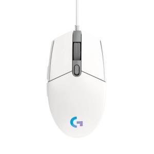 Logitech G102 Gen 2 Lightsync White H1
