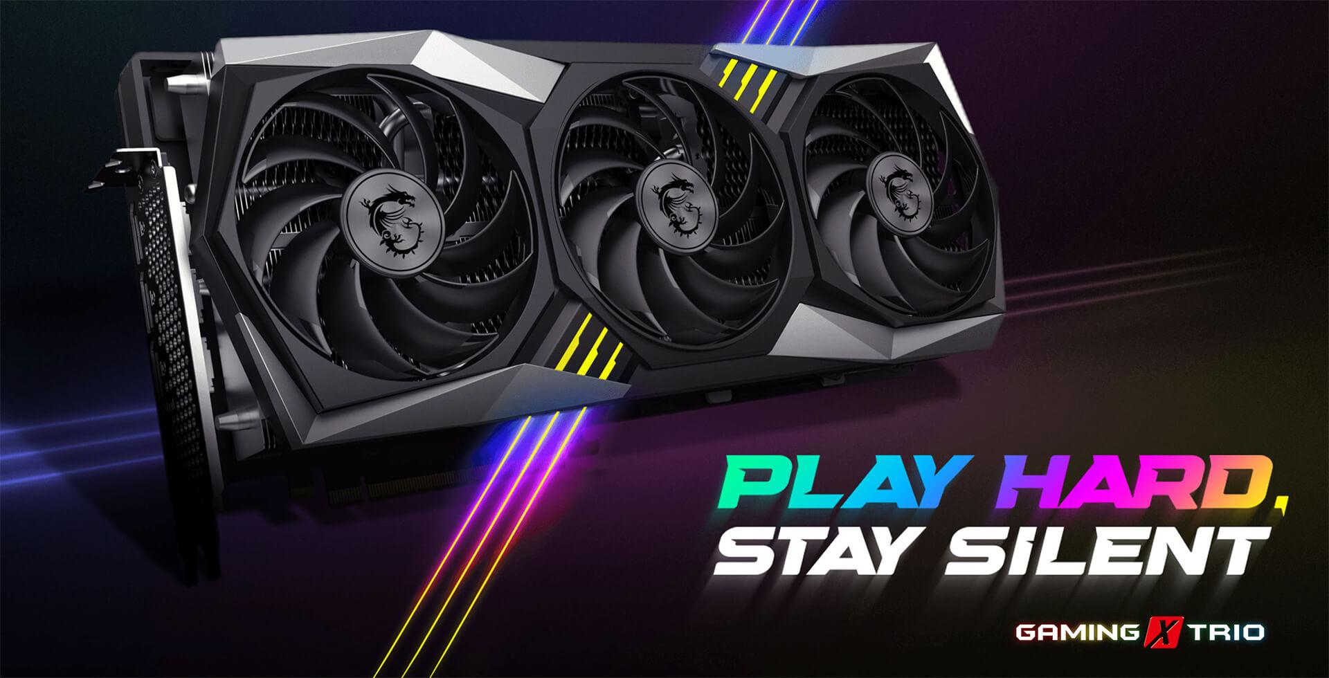 Msi Radeon™ Rx 6900 Xt Gaming X Trio 16g 16gb Gddr6 Features