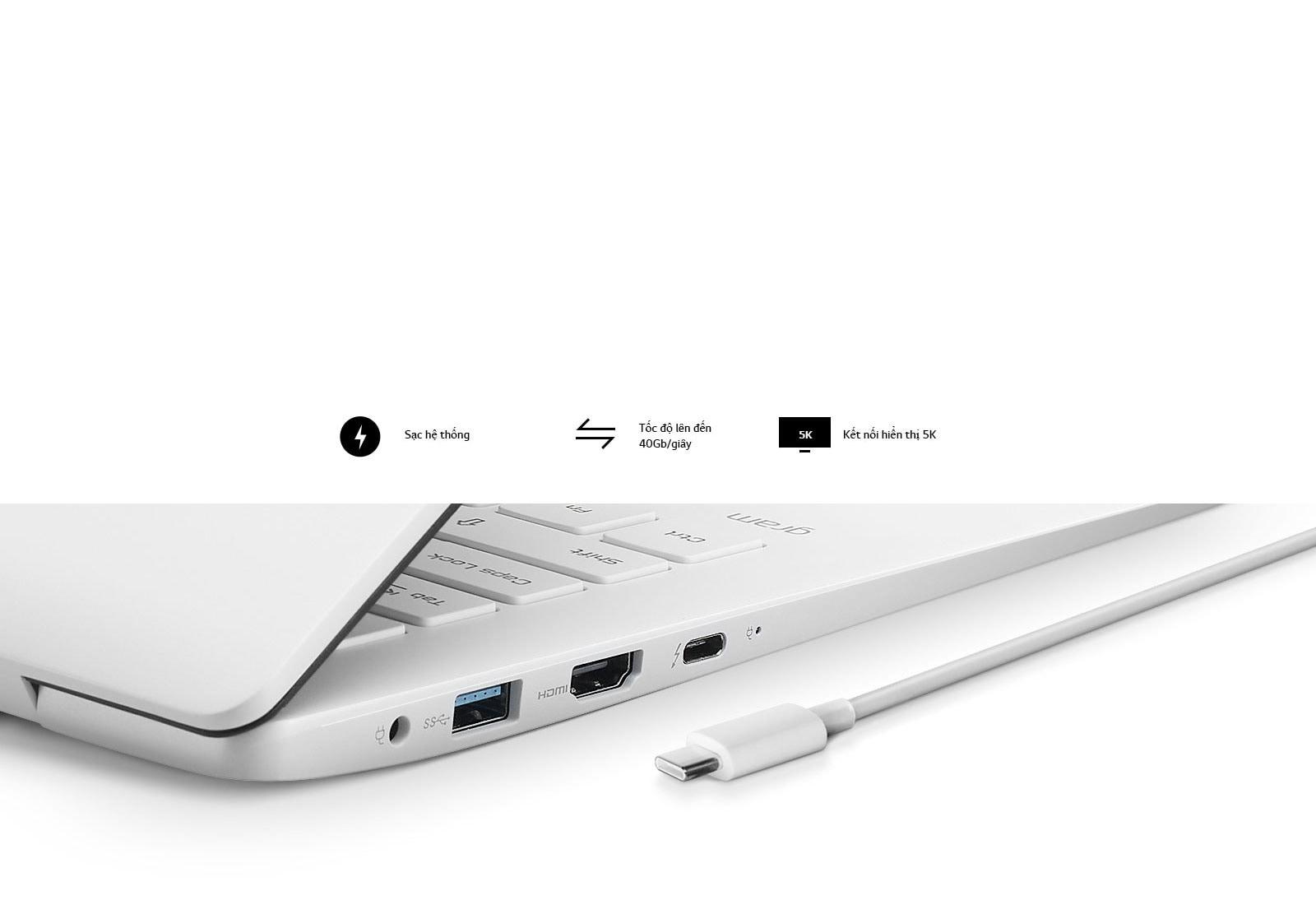 Laptop LG Gram 2020 15