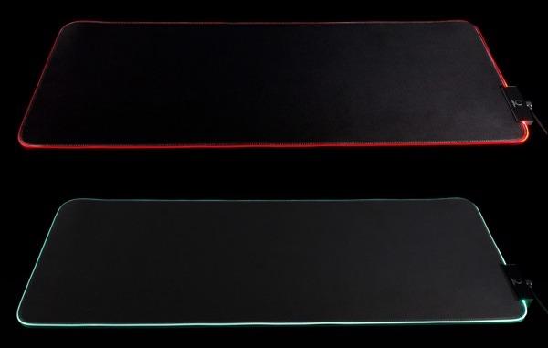 Lót chuột gaming loại lớn có led A-RGB Infinity Flex 800