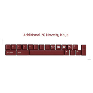 AKKO 3087 v2 DS Matcha Red Bean - AKKO Switch