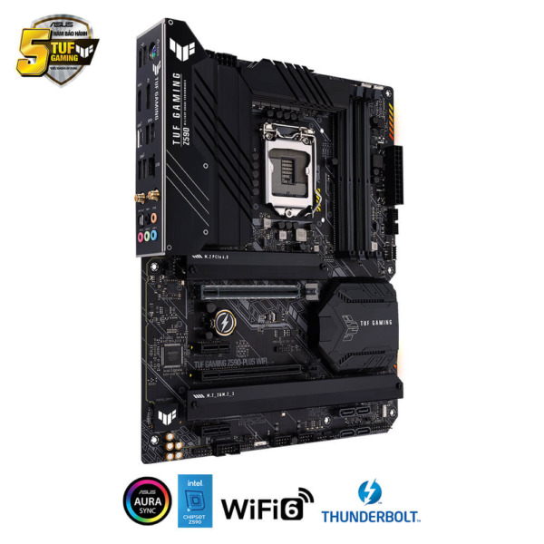 Asus TUF Gaming Z590 Plus WIFI - Socket 1200