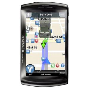 Archos 5 160GB - Internet Tablet Android