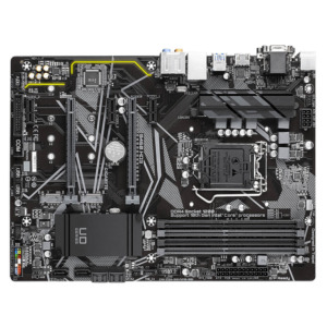 Gigabyte B460 HD3 V2 (Rev 1.0) - Socket 1200