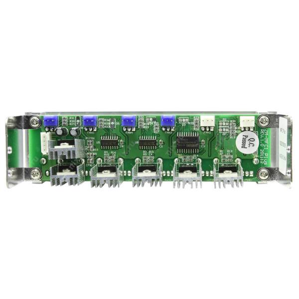 Zalman ZM-MFC1 Plus Silver - Aluminium Multi Fan Controller