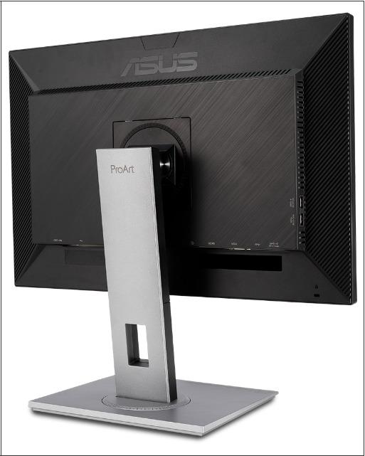Asus ProArt PA248QV Professional Monitor – 24 inch - WUXGA - IPS - 100% sRGB
