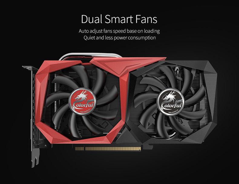 Colorful GeForce GTX 1660 SUPER NB 6G-V