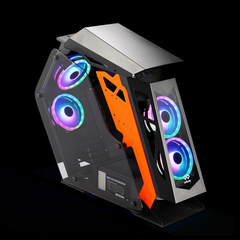 Infinity Zeus M - mATX Case