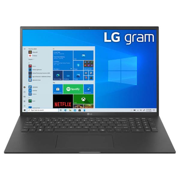 "Laptop LG Gram 2021 17"" (17Z90P-G.AH78A5) - i7 Gen 11th / 16GB / 1TB / Intel® Iris® Xe Graphics"