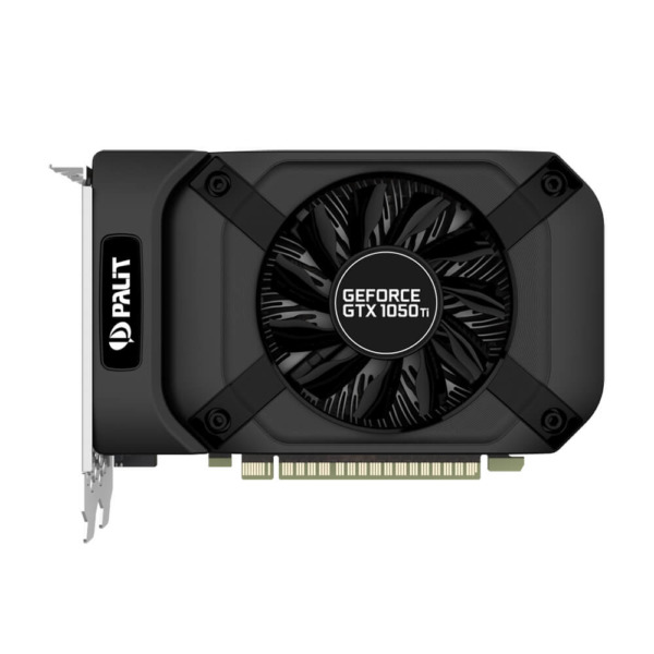 Palit GeForce® GTX 1050 Ti StormX 4GB GDDR5