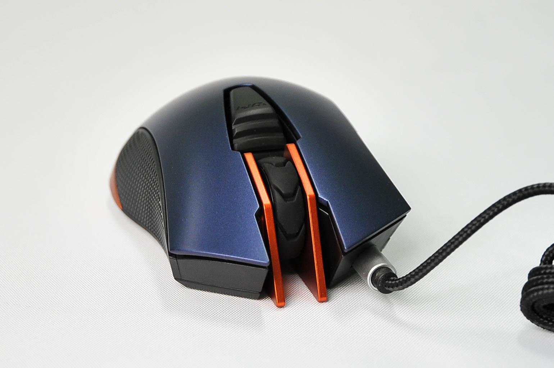 Cougar 550M Blue RGB Led - Ultimate Optical Gaming Mouse