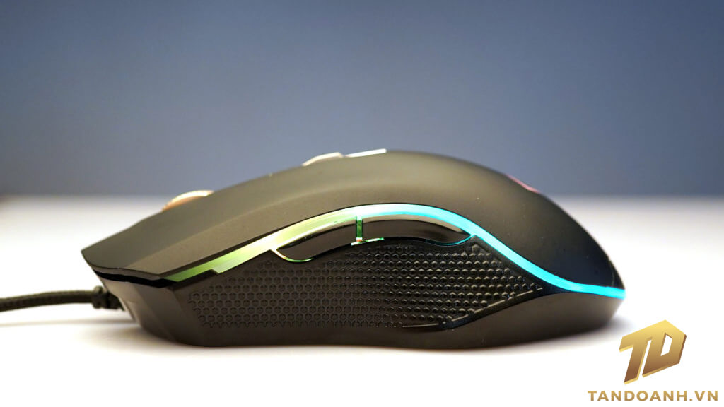 Infinity Naga - Avago 3360 A-RGB 12.000 DPI Progaming Mouse