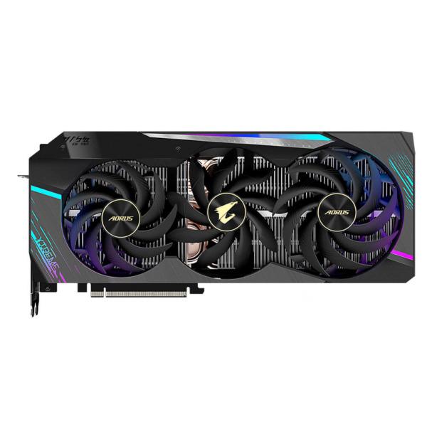 AORUS GeForce RTX™ 3080Ti XTREME 12GB GDDR6X